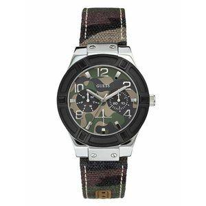 Guess Women's Sparkle Camo Sport 38mm Watch
